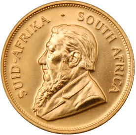 Krügerrand Krugerrand Goldmünze Gold Co