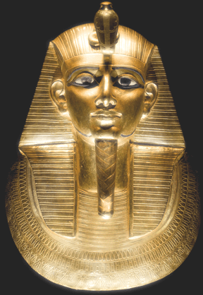 Goldmaske Pharao